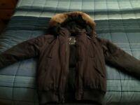 Numero grey winter coat
