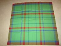 Linen Square Tablecloth from Finland *BRAND NEW*