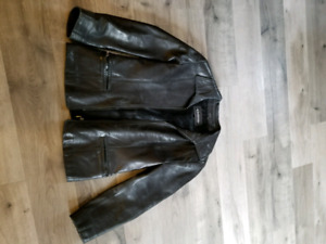 Ladies used leather jacket from Old Hide House