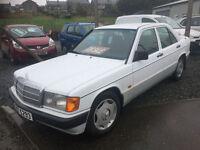 Mercedes-Benz 190 1.8 E