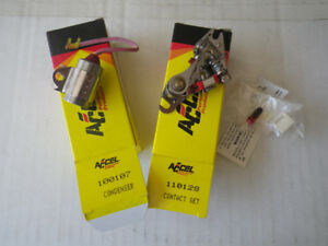 Contact Set Ignition Accel # 110128