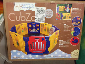 BABY DIEGO LIKE NEW IN BOX