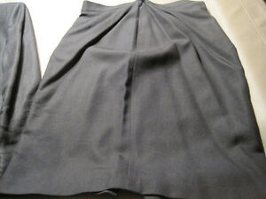 2 Women's Suits and 1 Suede Skirt and Vest (Matching) Cornwall Ontario image 2