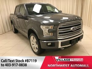 2016 Ford F-150 Limited SuperCrew