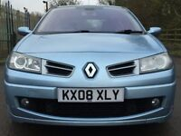 Renault megane GT twin exhaust 150 bhp