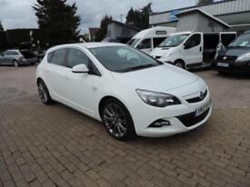 Vauxhall Astra SRi Vx-Line 5dr PETROL MANUAL 2012/12