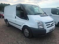 2013 63 Ford Transit 2.2TDCi ( 100PS ) ( EU5 ) 260S ( Low Roof ) 260 SWB Trend