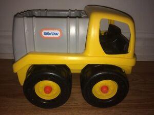 Little Tikes Camion benne en excellent état
