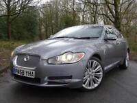 2008 58 Jaguar XF 2.7TD ( 204 bhp ) auto Premium Luxury..HIGH SPECIFICATION !!