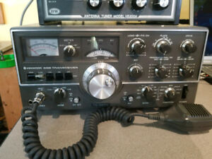 Kenwood TS 520 S Ham Radio Transceiver Located In Amherst NS