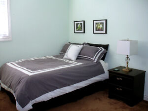 JUNE - JULY 6 - AVAILABILITY DELUXE FURNISHED ROOM $45/day