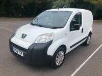 2009 Peugeot Bipper 1.4HDi 8v COMPLETE WITH M.O.T AND WARRANTY