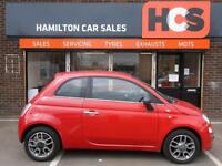 Fiat 500 1.2 POP - Stunning car with 1 year MOT, Warranty & AA cover