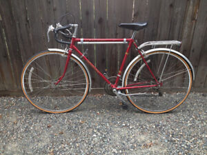 Vintage Bridgestone road bike