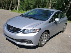 2013 Honda Civic A/C Automatic