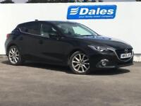 2015 Mazda 3 2.0 165 Sport Nav 5dr 5 door Hatchback