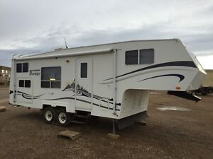 2005 Frontier by Vanguard 255SL Fifth Wheel
