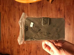 Brand new wallet phone case S5