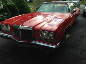 1974 Pontiac Grand Ville Convertible For Trade/Swap