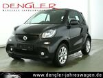 Smart FORTWO CABRIO 66KW AUDIO*LED*SHZ*KOMFORT Passion