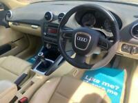 2010 Audi A3 2.0 TD Sport Sportback 5dr Hatchback Diesel Manual
