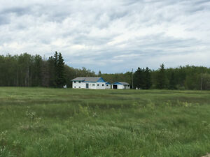 26 ACRES WITH HOUSE, GARAGE, & WORKSHOP!!! MUST SELL!!!