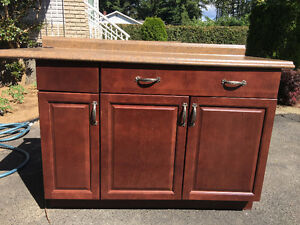 Almost Brand New Solid Cabinets
