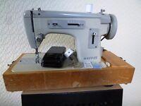 Sewing Machine. Merrit made by Singer. Basic Machine
