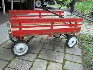 Wagon- wooden Kitchener / Waterloo Kitchener Area image 3