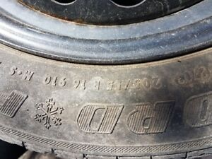 Volvo Winter Rims and Tires 205/55/r16