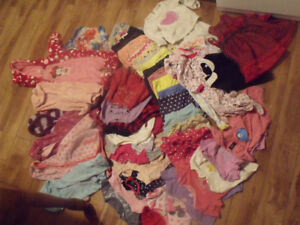 2 Bags of Baby Girl Clothes Size 6-9 months (or 1 for $10)