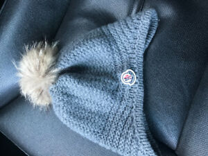 Moncler limited edition hat authentic