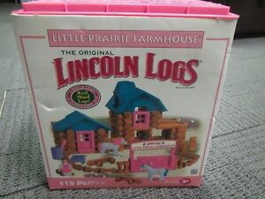 PUZZLES, LINCOLN LOGS, PLAYMOBILE, LEGO & LOTS MORE