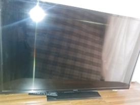 "49"" inch Hitachi TV excellent condition Smart TV like features. 4K"