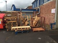 FREE Pallets and Timber.