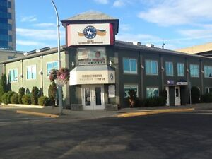 Commercial Building in Down Town Prince George B.C