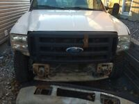 F550 front bumper needed