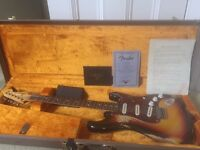 Fender custom shop heavy relic stratocaster