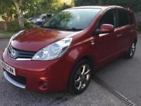 2011 Nissan Note 1.5 dCi N-TEC Hatchback 5dr Diesel Manual E5 (110 g/km, 85