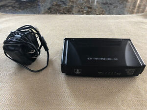 Dynex 5 Port Ethernet Switch