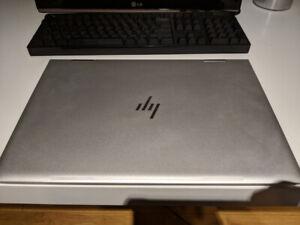 HP Envy X360 i5 8GB RAM Touchscreen laptop