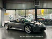 2008 Ferrari F430 Spider 2dr F1 CONVERTIBLE Petrol Semi Automatic