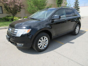2008 FORD EDGE LIMITED AWD SUV GREAT CONDITION