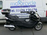 Suzuki AN 400 / Burgman K8 / Executive Scooter / Nationwide Delivery / Finance
