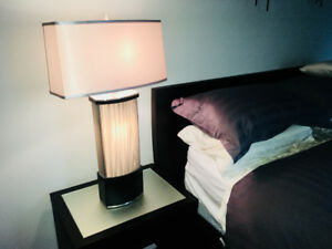 Nova Lighting Sahara Table Lamp