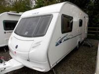 Ace Jubilee Viceroy 2008 5 Berth Touring Caravan