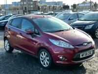 * 58 2009 FORD FIESTA 1.6 TDCi ZETEC 5 DOOR + £20 / ROAD TAX + CLICK & COLLECT *