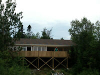New Price (Retiring?!?!) Beautiful home on  Lake in Badger NL