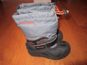 Columbia winter boots size 11 toddler