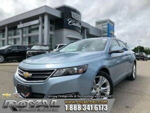 2015 Chevrolet Impala LT  PURCHASED HERE W/SERVICE HISTORY